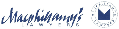 Macphillamy's Lawyers Logo